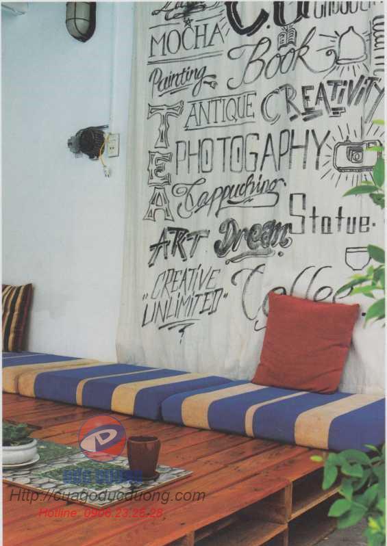 Không gian cafe sáng tạo2
