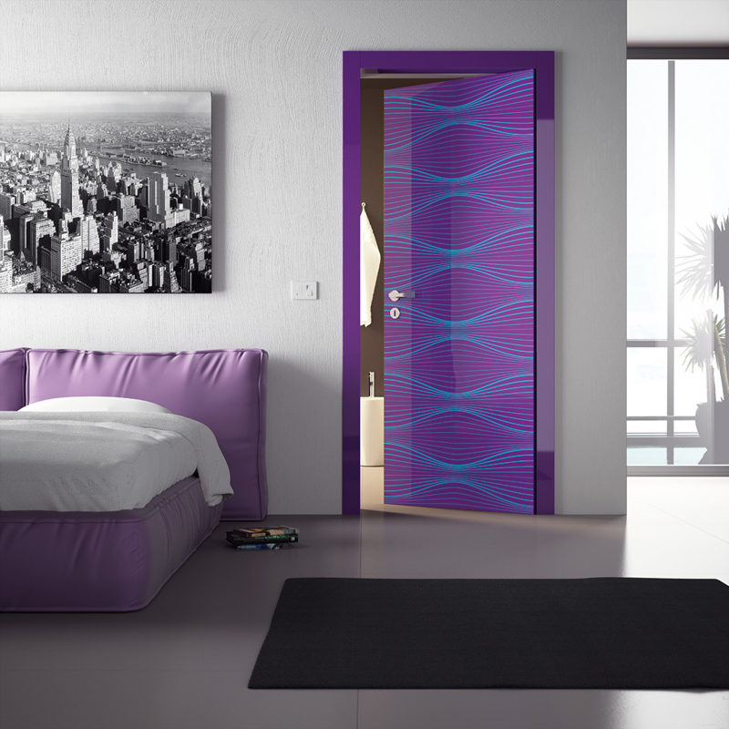 door design and decorating ideas photo